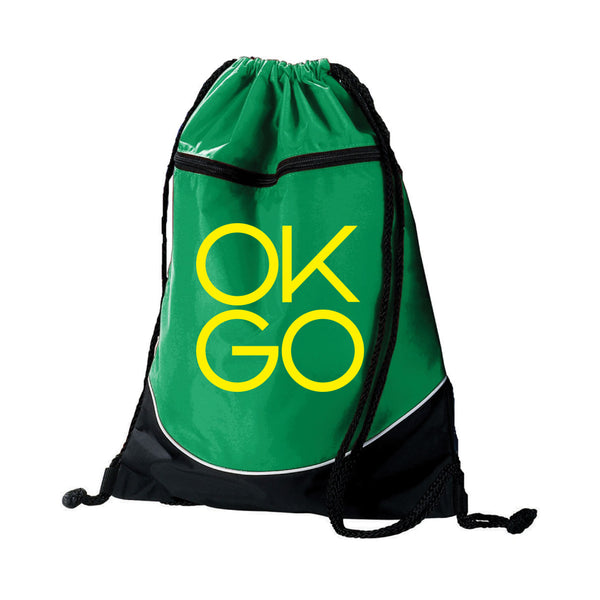 OK Go - Drawstring Bag