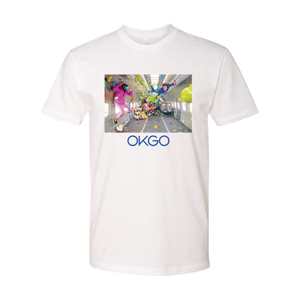 Ok Go - Upside Down & Inside Out Tee