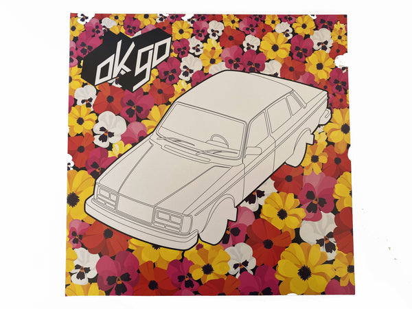 OK Go - Self Titled Vinyl Reissue