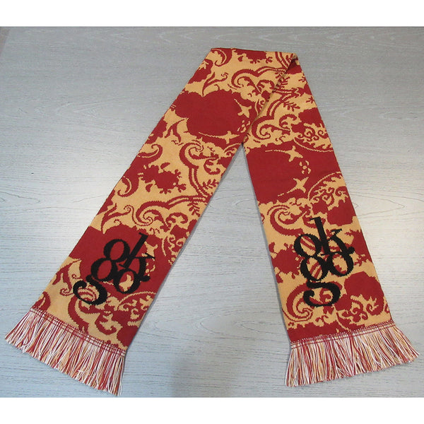 OK Go - Dandy Wallpaper Scarf and Emblem (PRESALE Oct 2020)