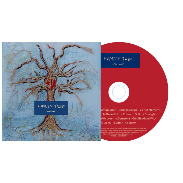 Oh Land - Family Tree CD