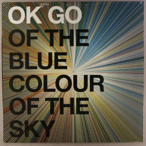 OK Go - Of The Blue Colour Of The Sky Vinyl