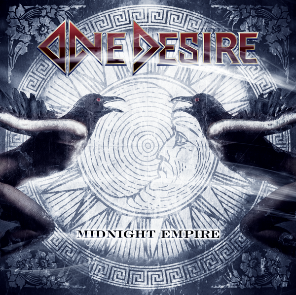 One Desire - Midnight Empire CD (PRESALE 05/22/20)