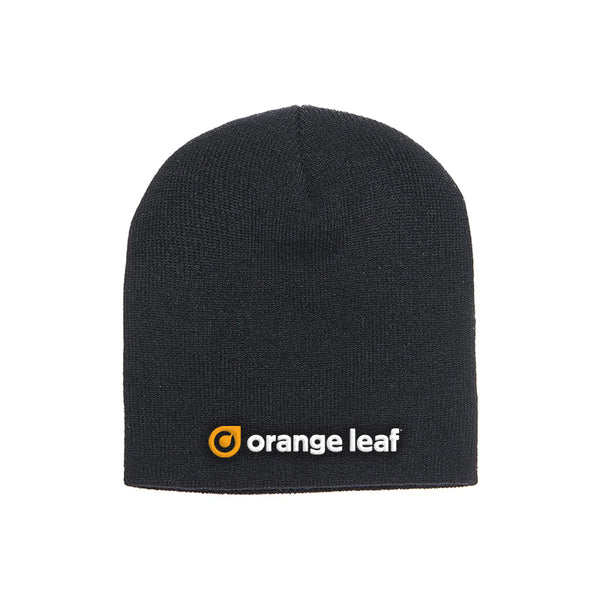 Orange Leaf Austin Uniform Store - Knit Beanie