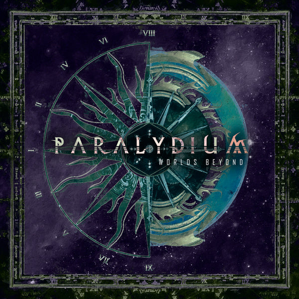 Paralydium - Worlds Beyond CD (PRESALE 06/12/20)
