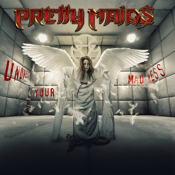 Pretty Maids - Undress Your Madness LP (PRESALE)