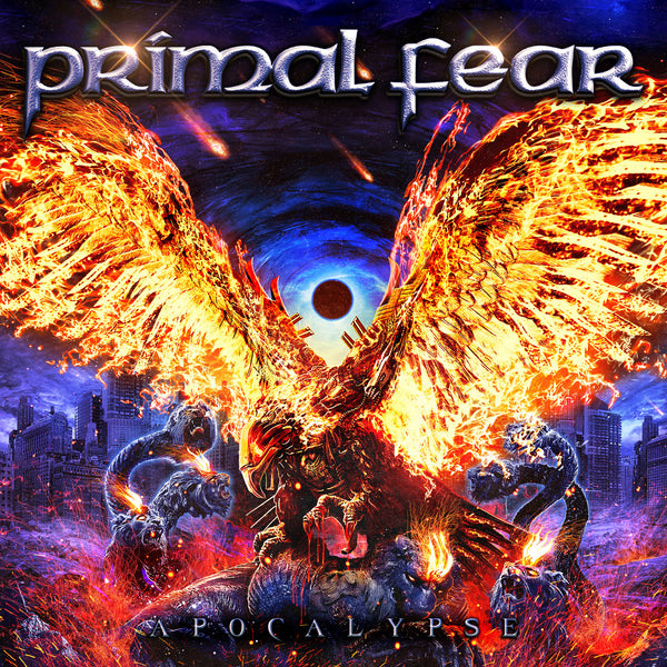 Primal Fear - Apocalypse CD (PRESALE - EARLY OCT)