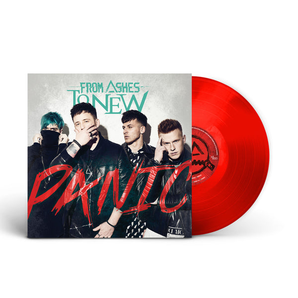 From Ashes to New - Panic Vinyl (PRESALE 08/28/2020)