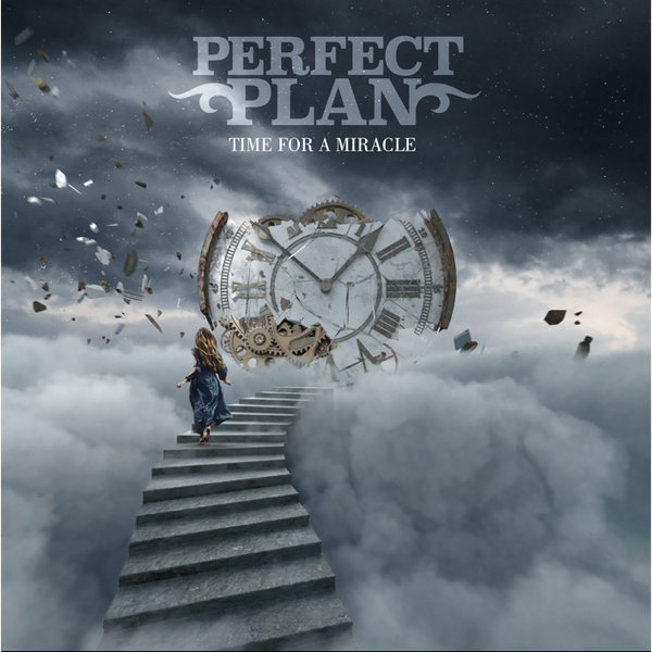 Perfect Plan - Time For A Miracle CD (PRESALE 09/04/20)
