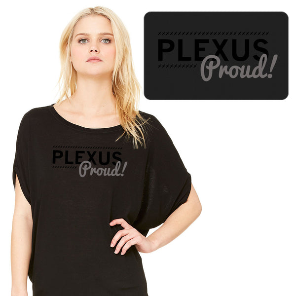 PLEXUS Flowy Ladies Tees