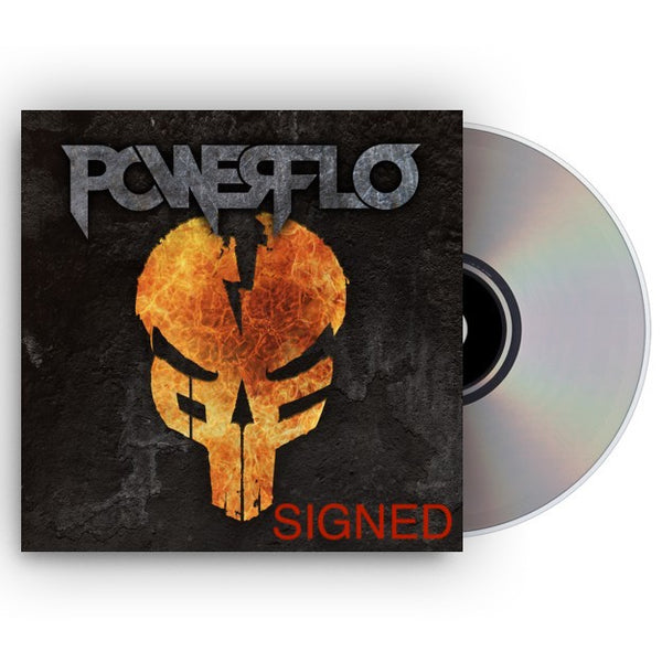 Powerflo - Signed CD
