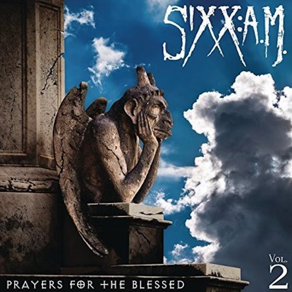 Sixx AM - Prayers For the Blessed CD