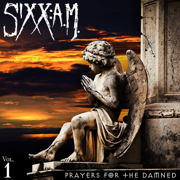 Sixx AM - Prayers For the Damned CD