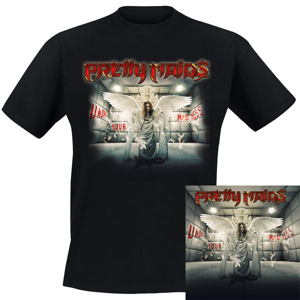 Pretty Maids - Undress Your Madness LP + Album Tee (PRESALE)