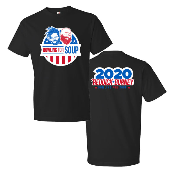 Bowling For Soup - Reddick & Burney 2020 Tee