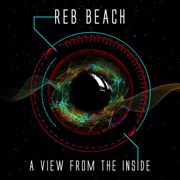 Reb Beach - A View From The Inside CD (PRESALE 11/06/20)