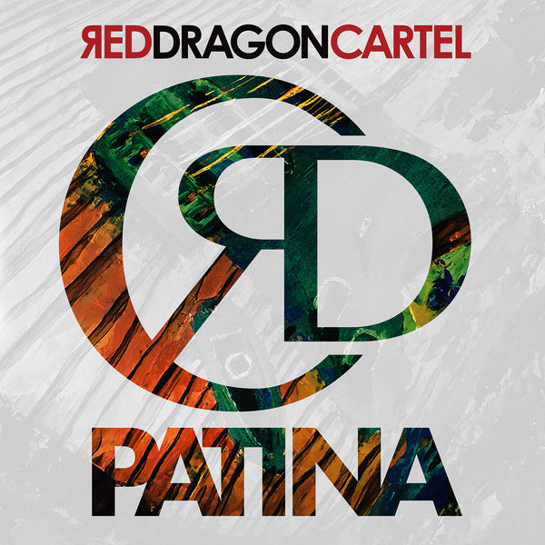 Red Dragon Cartel - Patina CD (PRESALE - EARLY OCT)
