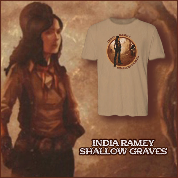 India Ramey - Shallow Graves Tee (PRESALE)