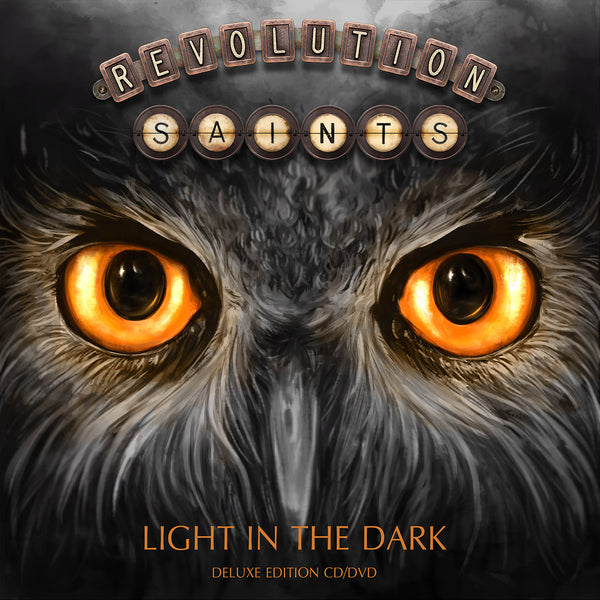 Revolution Saints - Light In The Dark CD/DVD