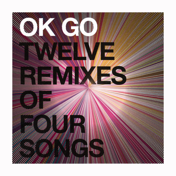 Ok Go - Twelve Remixes of Four Songs Digital Download