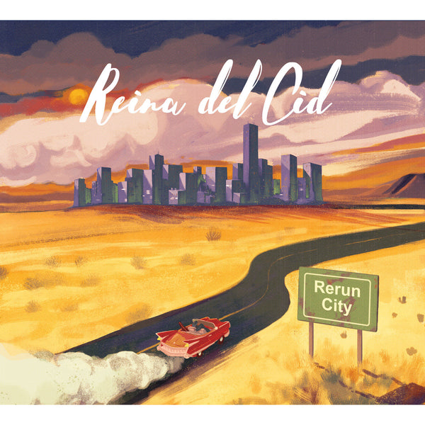Reina del Cid - Rerun City CD