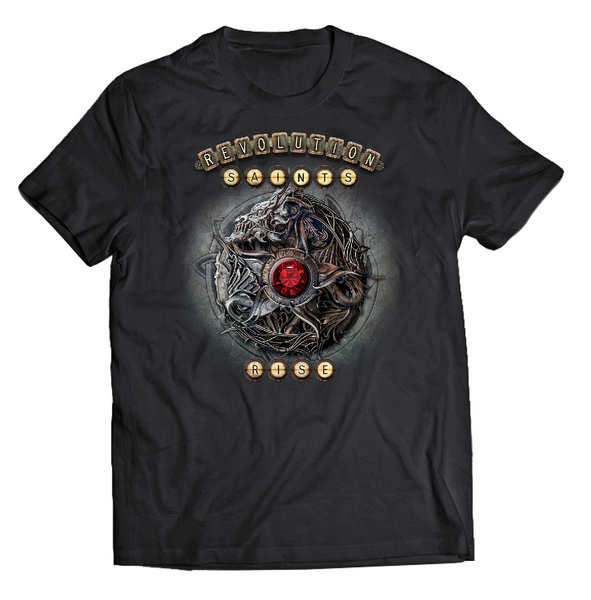 Revolution Saints - Album Art Tee