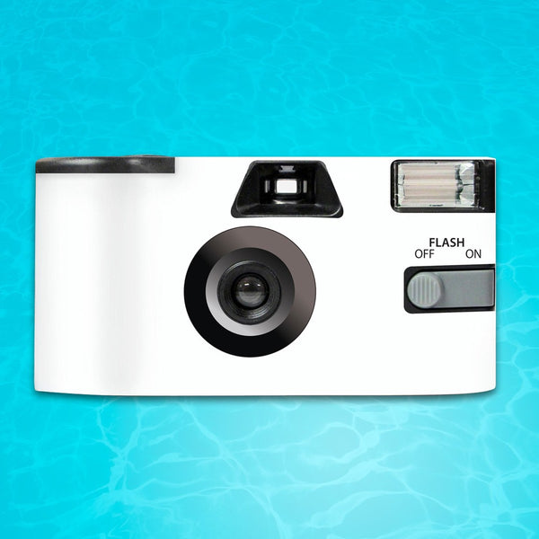 Riker and The Beachcombers - One-of-a-kind Disposable Camera (PRESALE)