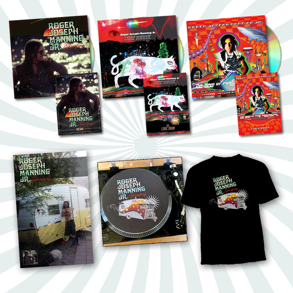 Roger Joseph Manning Jr. - Deluxe Bundle #1 (PRESALE FALL 2020)