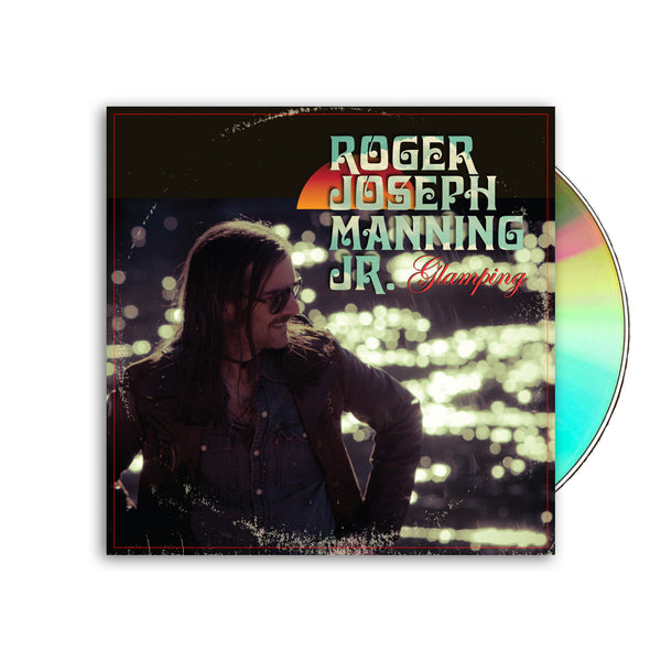 Roger Joseph Manning Jr. - Glamping on CD (PRESALE FALL 2020)
