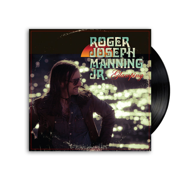 Roger Joseph Manning Jr. - LP Reissue of Glamping (PRESALE FALL 2020)