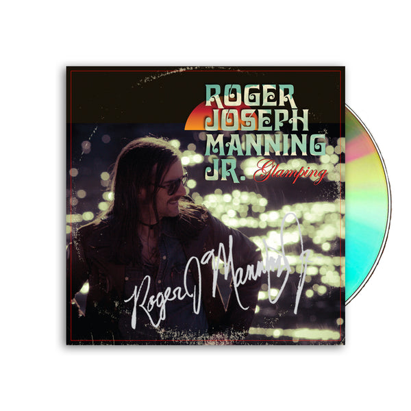 Roger Joseph Manning Jr. - Signed CD Reissue of Glamping (PRESALE FALL 2020)
