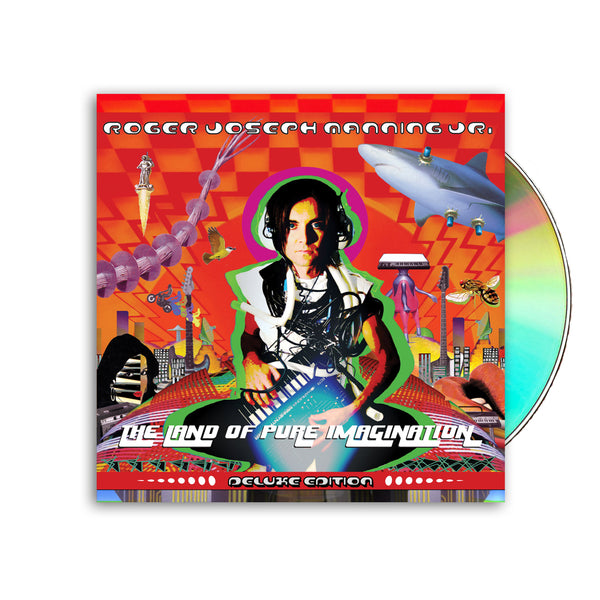 Roger Joseph Manning Jr. - CD Reissue Land of Pure Imagination (PRESALE FALL 2020)