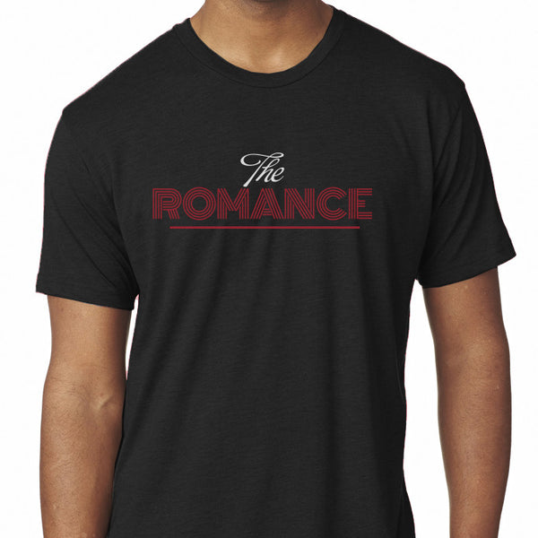 Matt Stansberry & The Romance - Romance Logo Tee