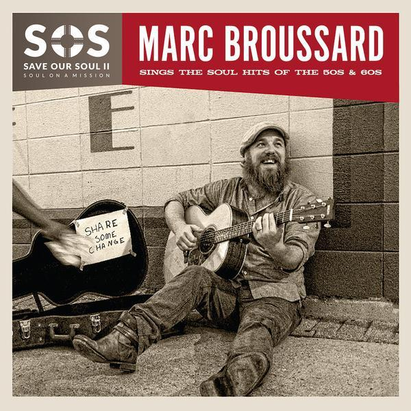Marc Broussard - S.O.S. II: Save Our Soul: Soul on a Mission Signed Vinyl