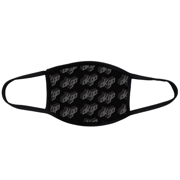 OK Go -  Gucci Facemask - Black and Grey (PRESALE Oct 2020)
