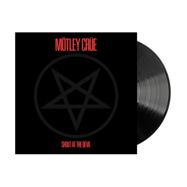 Motley Crue - Shout at the Devil Vinyl