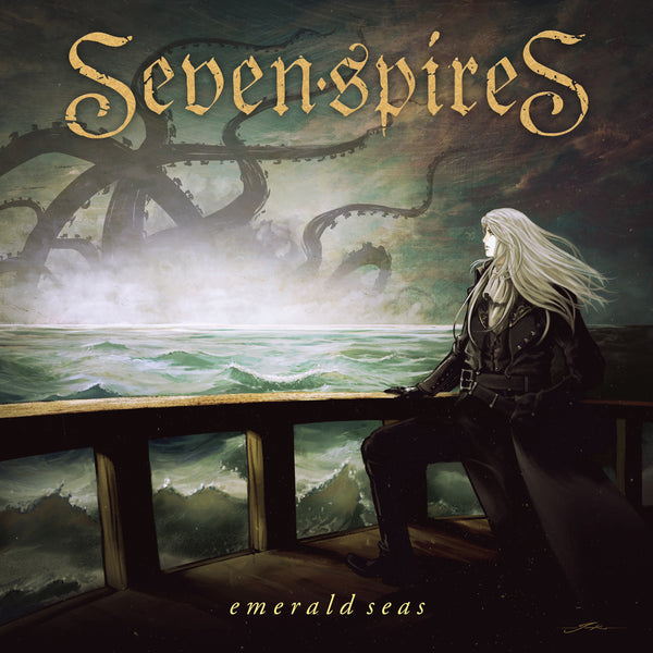 Seven Spires - Emerald Seas CD