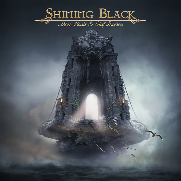 Shining Black ft. Mark Boals/Olaf Thorsen - Shining Black CD (PRESALE 07/10/20)