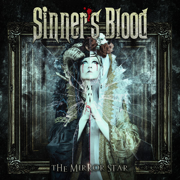 Sinner's Blood - Mirror Star CD (PRESALE 10/09/20)