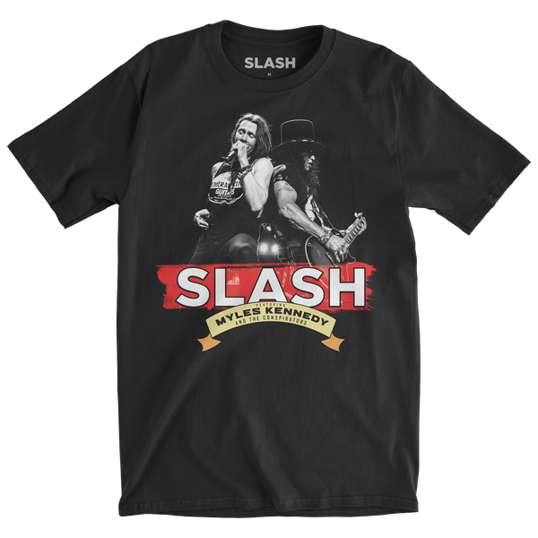 Slash Featuring Myles Kennedy & The Conspirators - Living The Dream Tour Shirt (PRESALE 10/15/19)