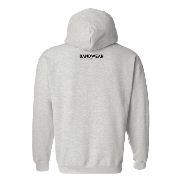 Support Local Music - Vinyl Headphones Pullover Hoodie