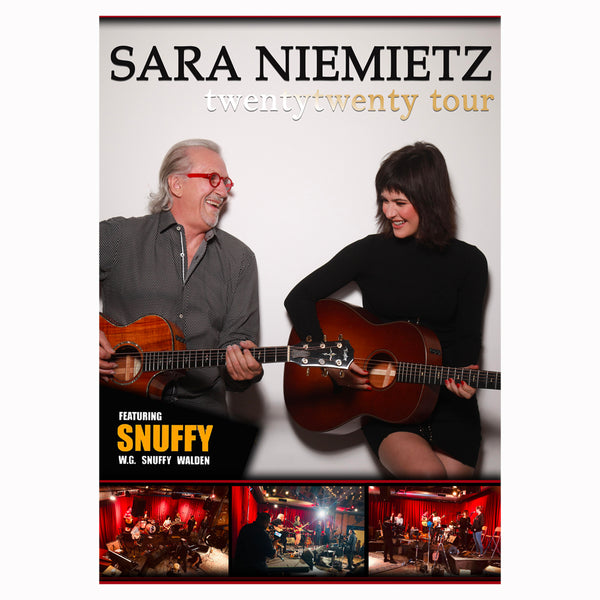 Sara Niemietz - Signed Poster (PRESALE MAY 2020)