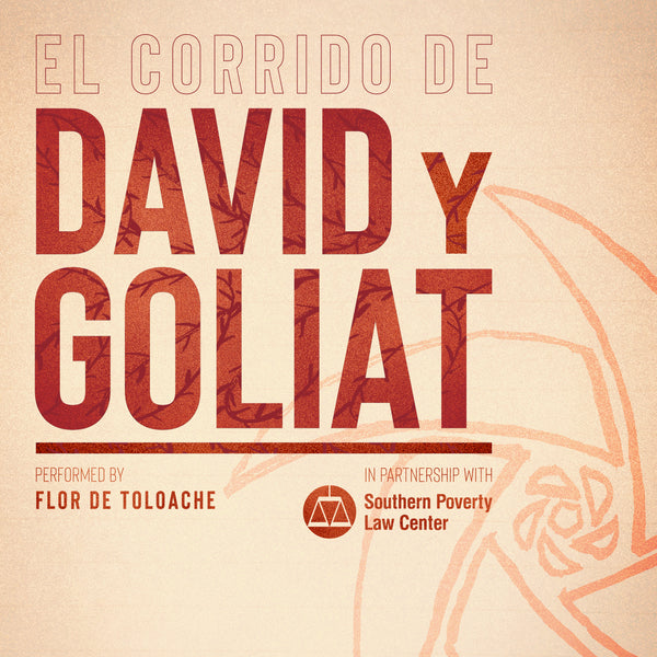 Flor De Toloache - El Corrido de David y Goliat (Digital Download)