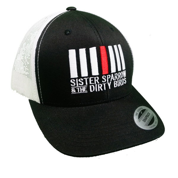 Sister Sparrow & The Dirty Birds - Logo Hat