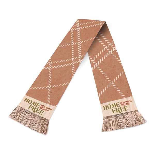 Home Free - Warmest Winter Knit Scarf