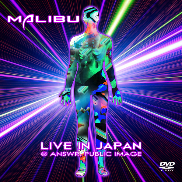 Roger Joseph Manning Jr. - Malibu - Live in Japan DVD (PRESALE 01/01/21)