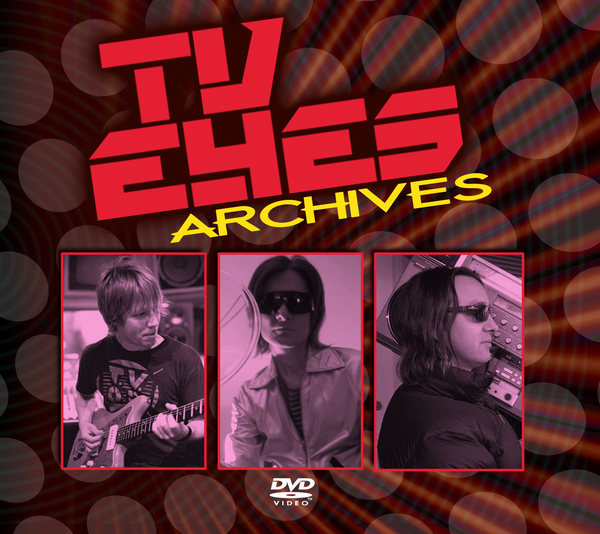 Roger Joseph Manning Jr. - TV Eyes Archives DVD (PRESALE 01/01/21)