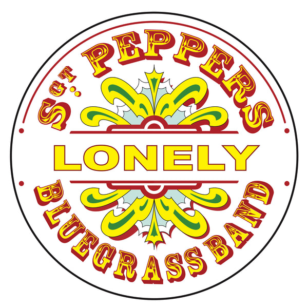 Sgt Pepper's Lonely Bluegrass Band - Self Titled CD
