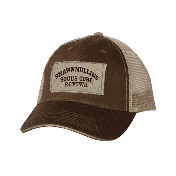 Shawn Mullins - Soul's Core Revival Trucker Hat