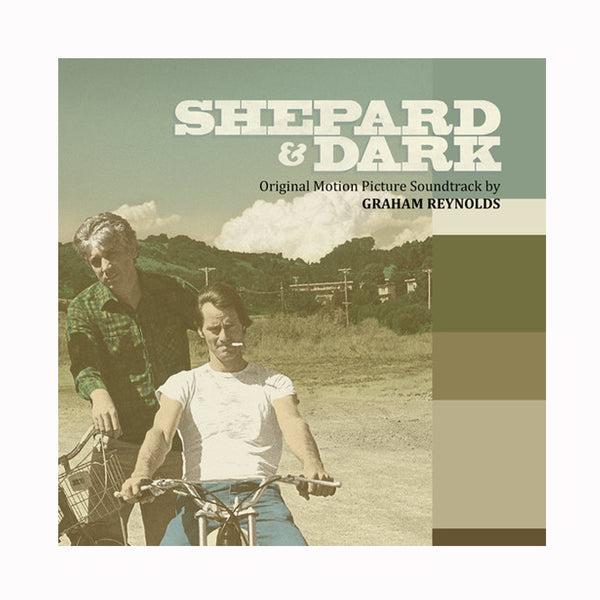 Graham Reynolds -Shepard & Dark CD (2017)